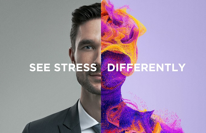 Stress Visualization Experience